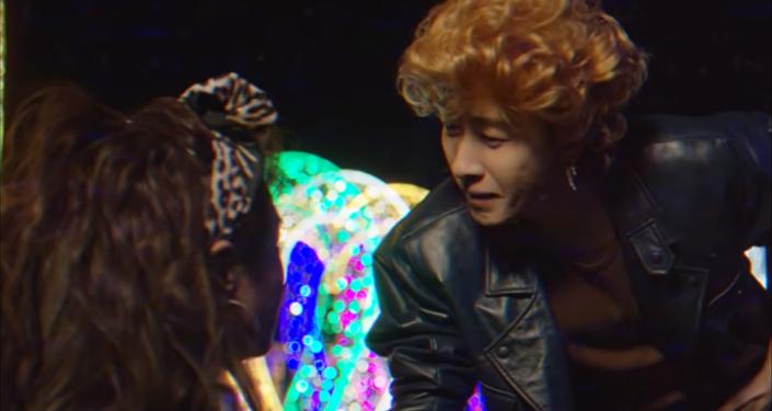 Banda coreana Super Junior hace un cover de un tema de Luis Miguel