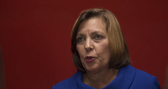 Josefina Vidal, embajadora de Cuba en Canadá (archivo)