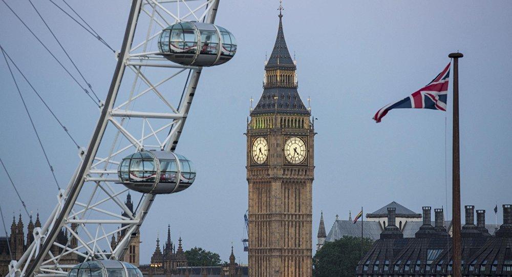 Londres, Reino Unido (archivo)