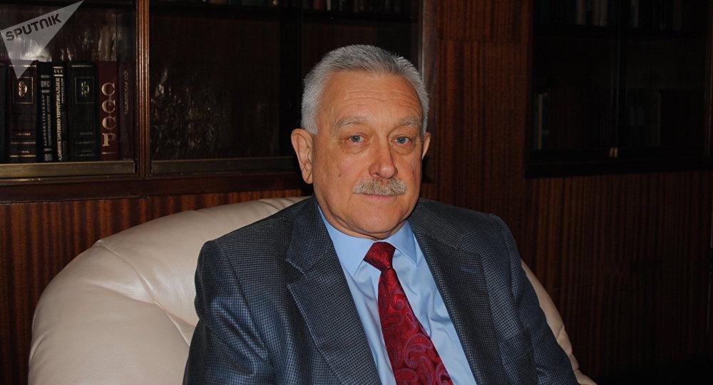 Vladímir Zaemski, embajador de Rusia en Venezuela