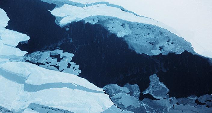 El océano Ártico