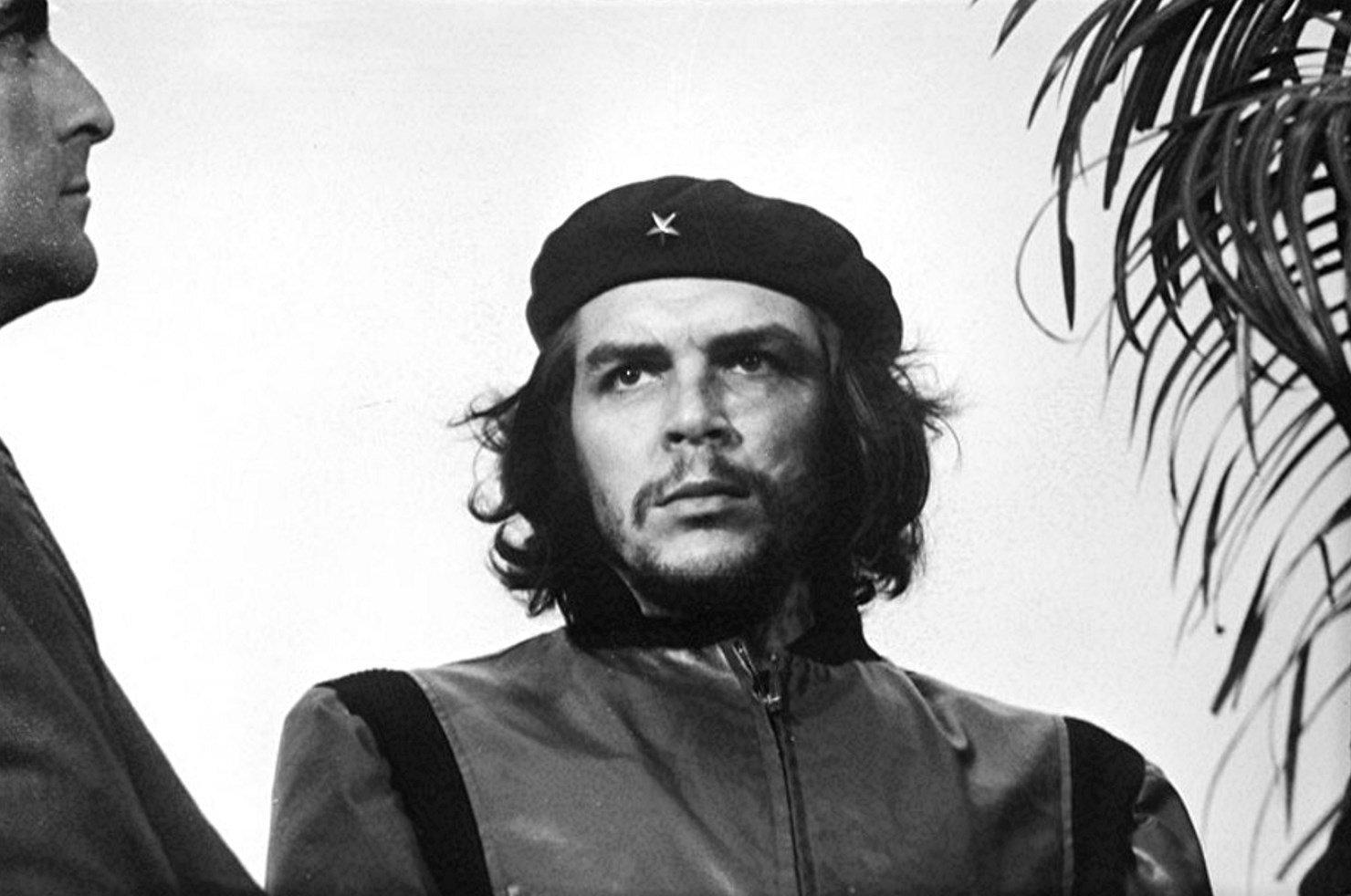Comandante Ernesto Che Guevara, revolucionario cubano