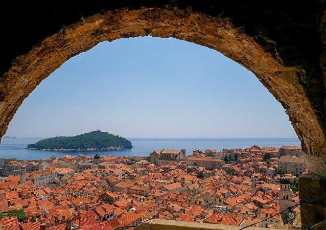 Dubrovnik, Croacia, donde unos episodios de Juego de Tronos fueron filmados