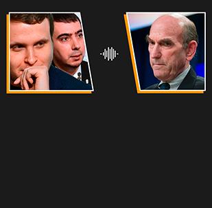Los bromistas rusos le toman el pelo a Elliott Abrams