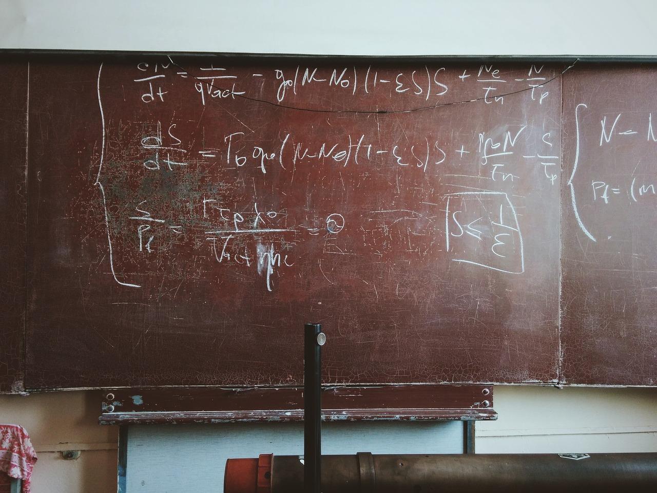 Matemáticas, referencial