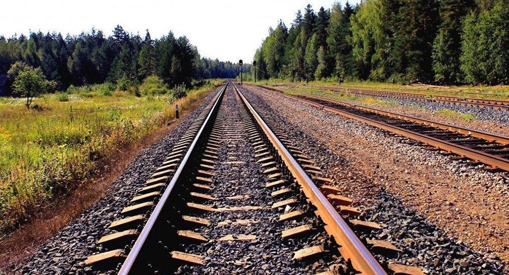 Una ferrovía