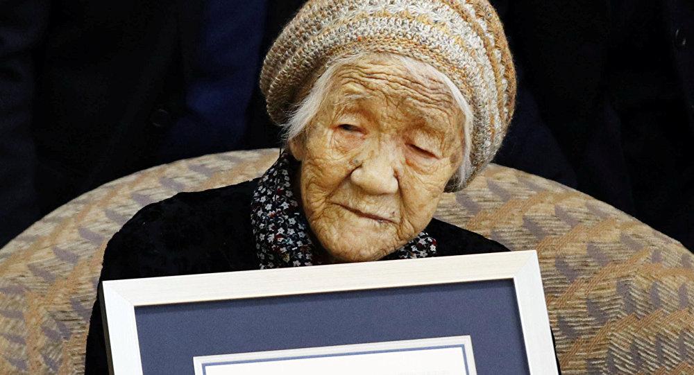 Kane Tanaka, la persona viva más longeva del mundo