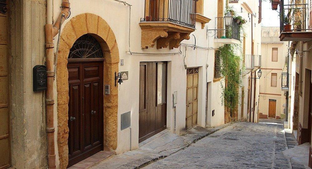 Vivienda en Sicilia (Archivo)