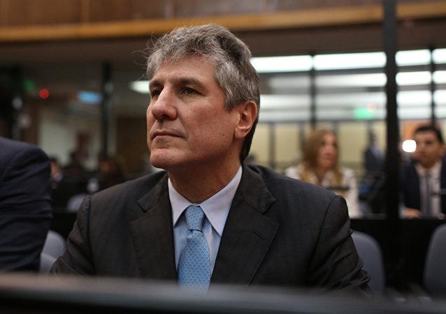 Amado Boudou, exvicepresidente de Argentina (archivo)