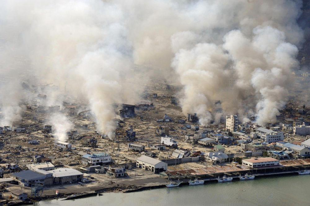 Tragedia japonesa: recordando el tsumani y el terremoto de 2011