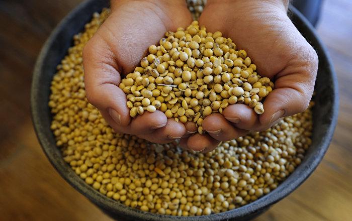 Venezuela denuncia retención de 25.000 toneladas de soja por el bloqueo de EEUU