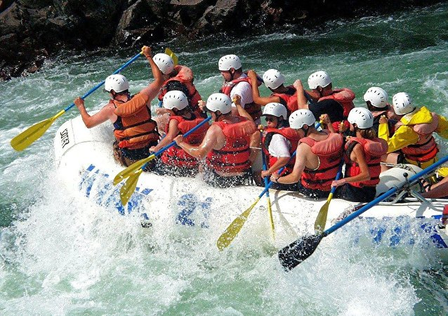Rafting (imagen referencial)