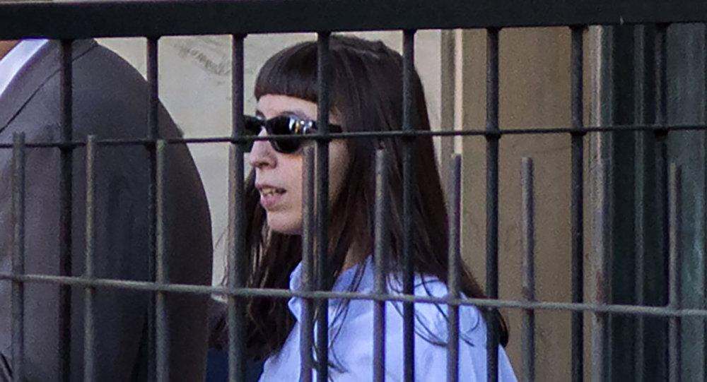 La hija de la expresidenta argentina Cristina Fernández de Kirchner, Florencia Kirchner