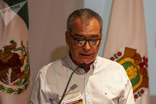 Bernardo Benítez habla de la falta de justicia en el caso de la desaparición forzada de su hijo y cuatro jóvenes más en Tierra Blanca, Veracruz.