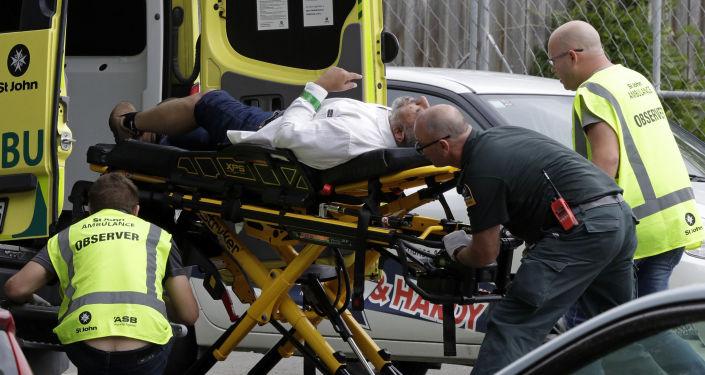 Ataque a una mezquita en Nueva Zelanda