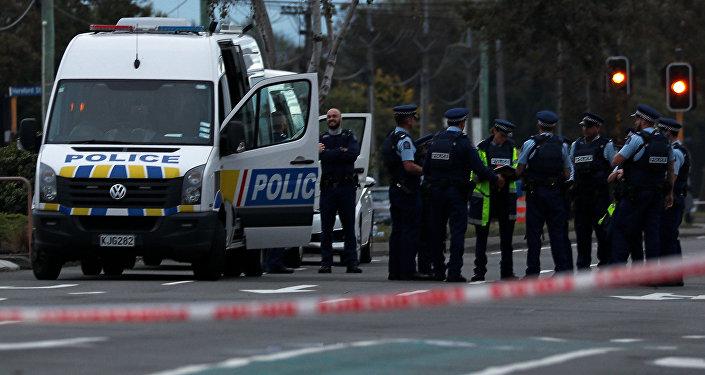 La Policía de Nueva Zelanda