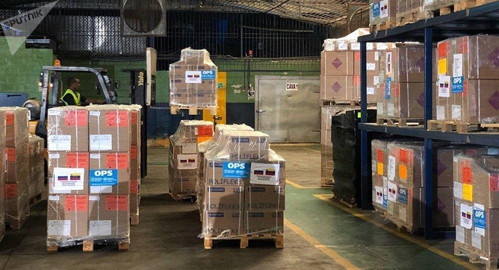Ministro de Salud: Venezuela recibirá 99 contenedores de medicinas mensuales