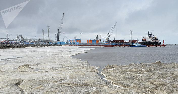 El Ártico, Rusia (archivo)