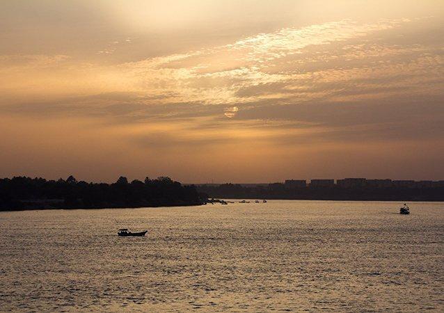 El río Nilo (archivo)