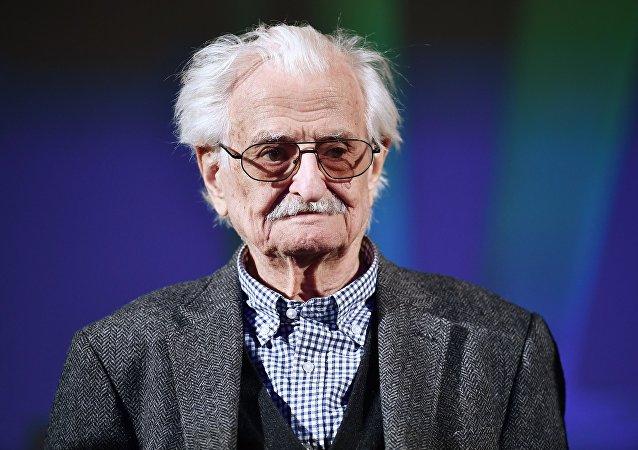 Marlén Khutsíev, el director de cine ruso