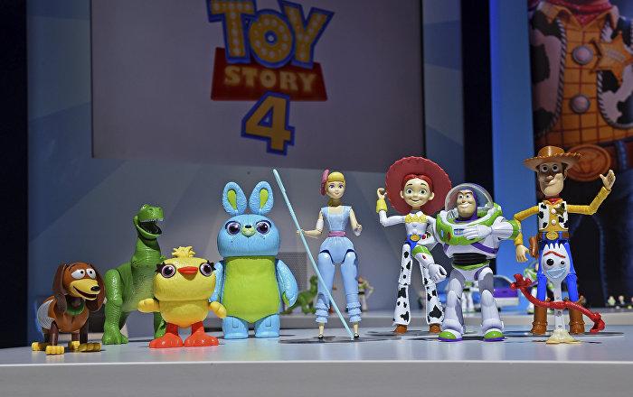 Toy Story 4 Knifey