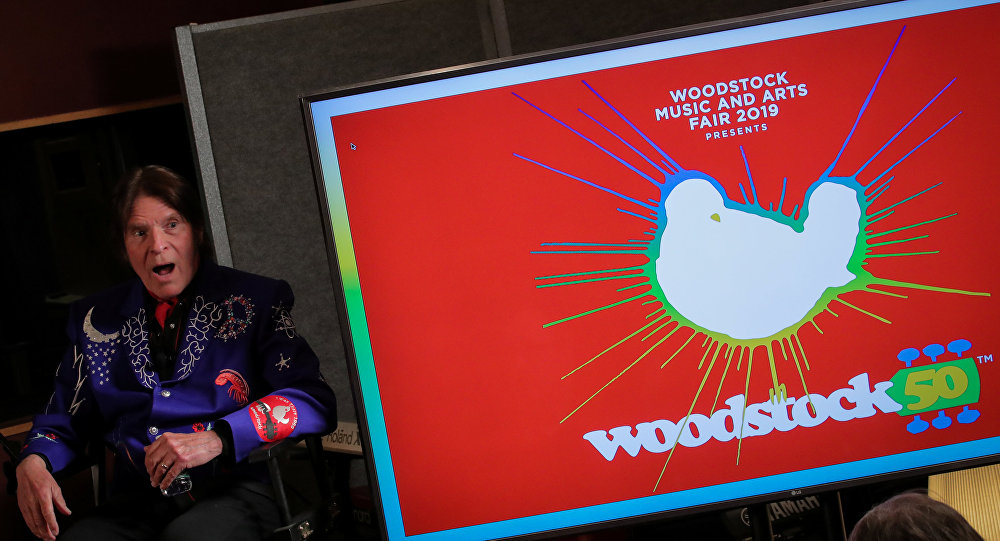 El Festival Woodstock cumple 50 años y prepara un mega recital