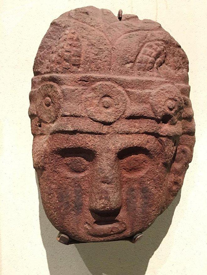 Chicomecóatl, patrona de la agricultura y diosa del maíz