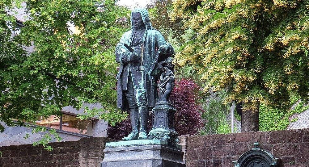 Un monumento a Johann Sebastian Bach