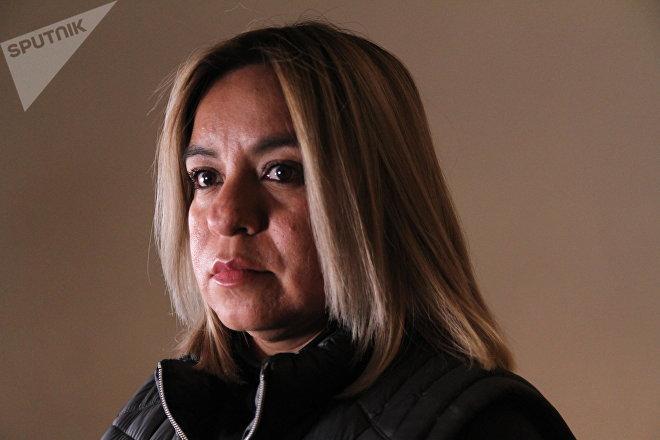 Nancy Saavedra, sobreviviente de un secuestro a manos de elementos de Cusaem