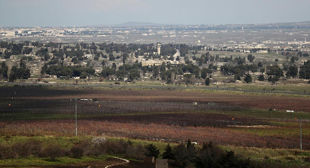 Los Altos del Golán