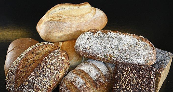 Muchos tipos de pan