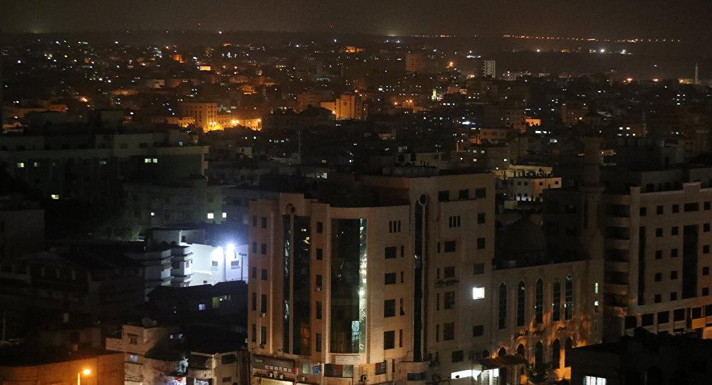 La ciudad de Gaza