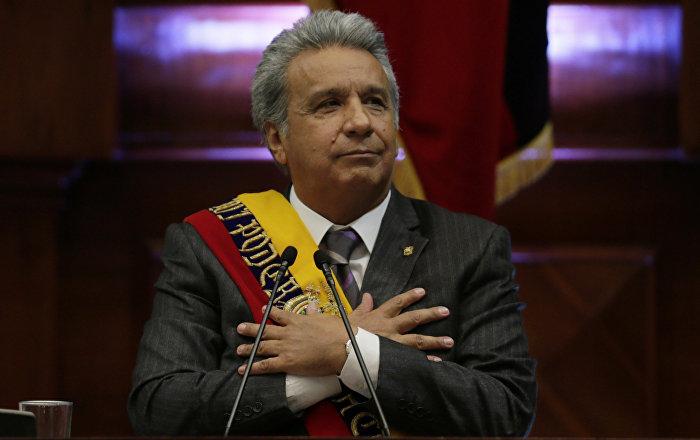 El presidente de Ecuador anuncia inminente derogación de decreto sobre combustibles