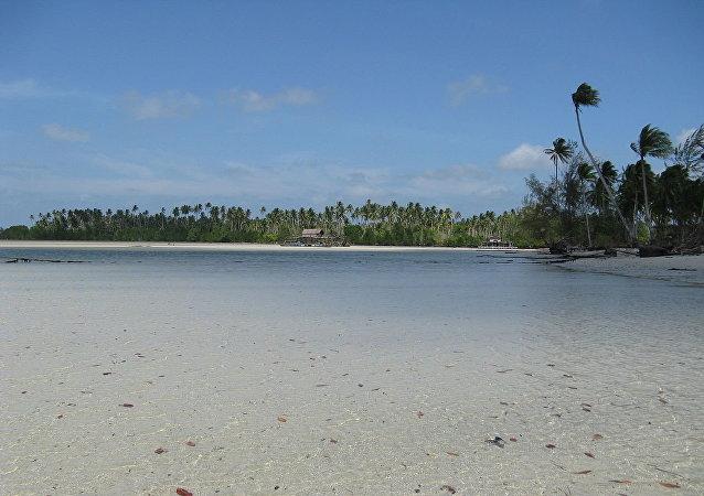Isla Bintan (Indonesia)