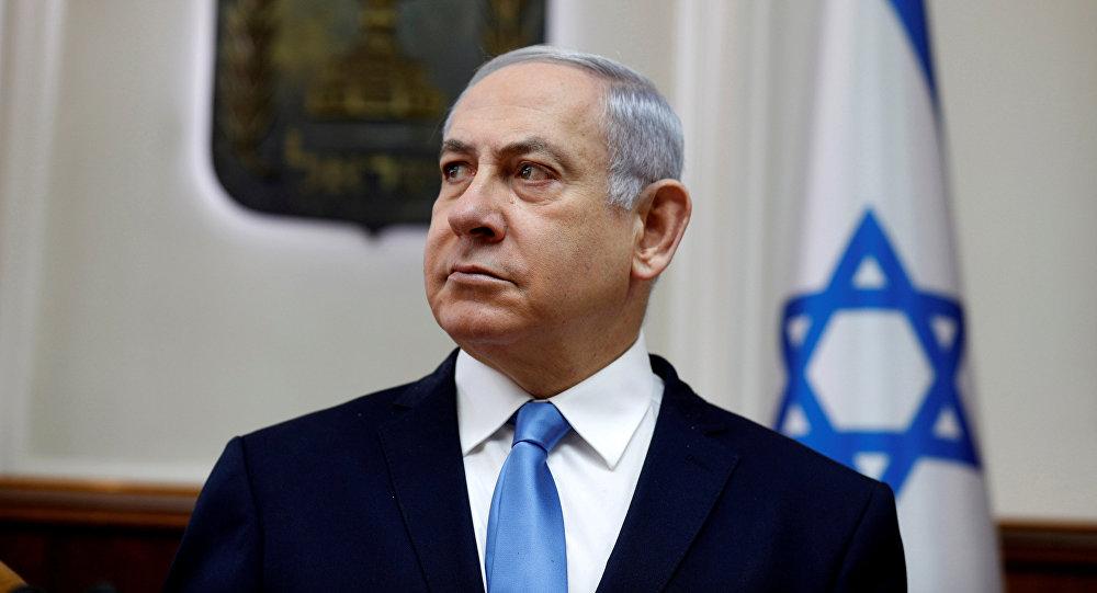 El primer ministro de Israel, Benjamín Netanyahu