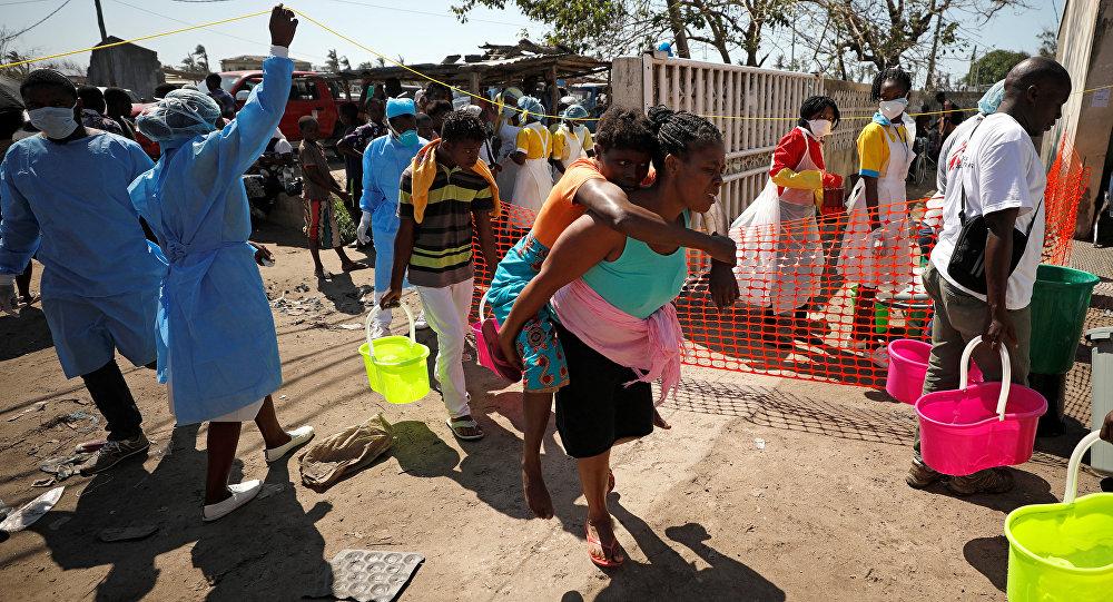 Situación en Mozambique