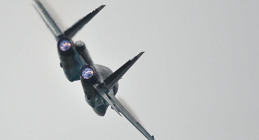 Caza Su-34