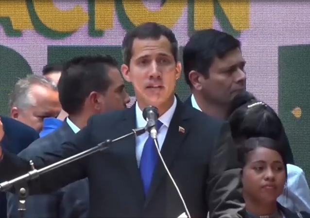 Guaidó acusa a Rusia de violar la soberanía de Venezuela