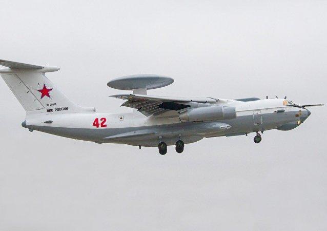 Avión ruso A-50