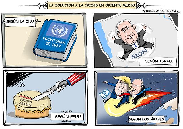 EEUU, ¿qué tal si donas un par de Estados a Israel?