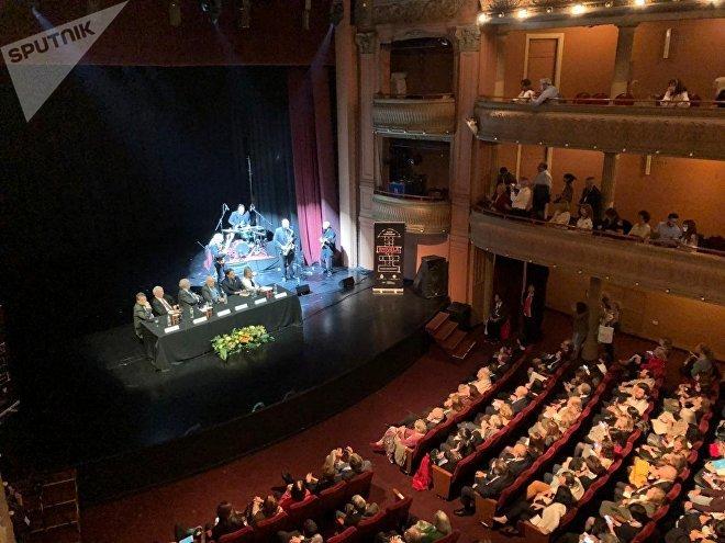 El homenaje a Julio Cortázar en el Congreso Internacional de la Lengua Española