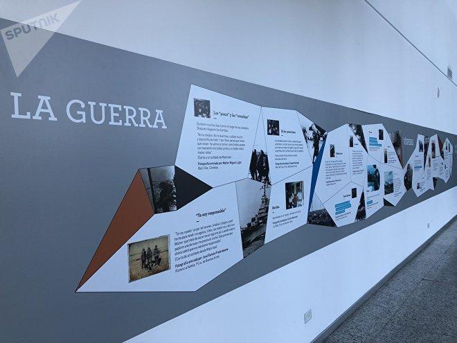 A través de detalles, fotos y pequeños textos, está disponible un recorrido sobre los 74 días de la Guerra de Malvinas.