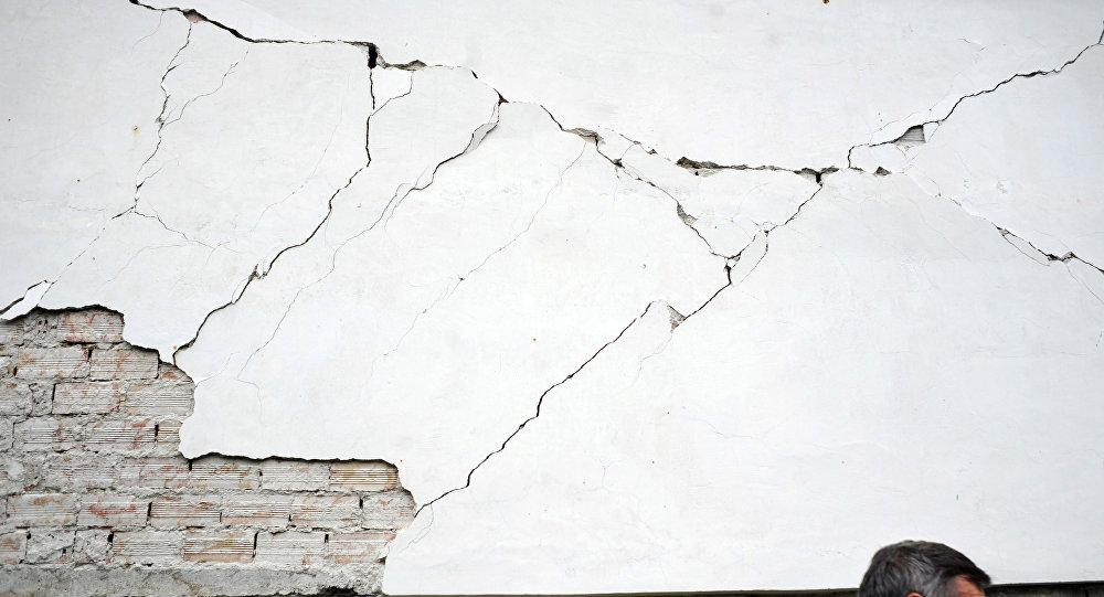 La consecuencias de un terremoto (archivo)