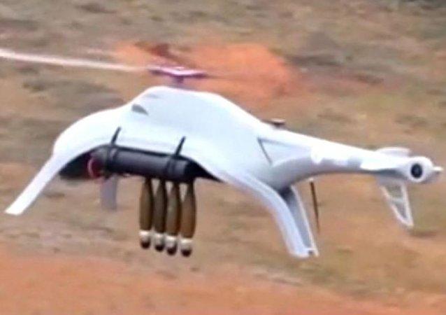 Dron bombardero chino