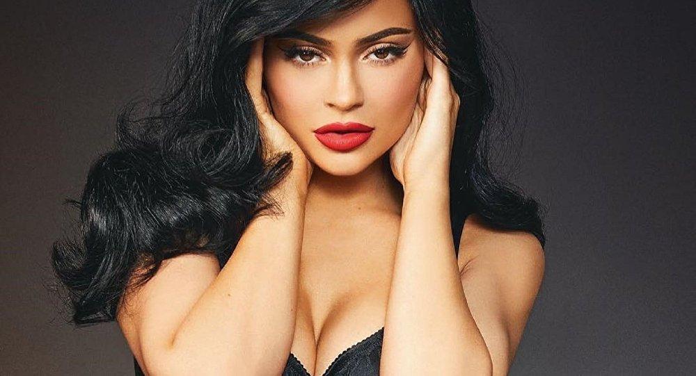 Kylie Jenner, modelo estadounidense
