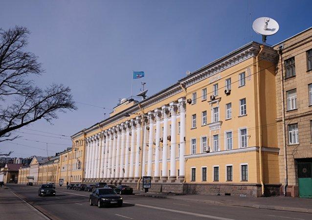 La Academia Espacial Militar Mozhaiski