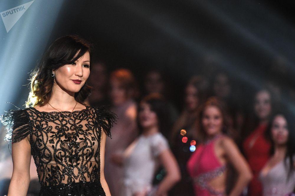 El tamaño no importa en Miss Internacional Mini 2019