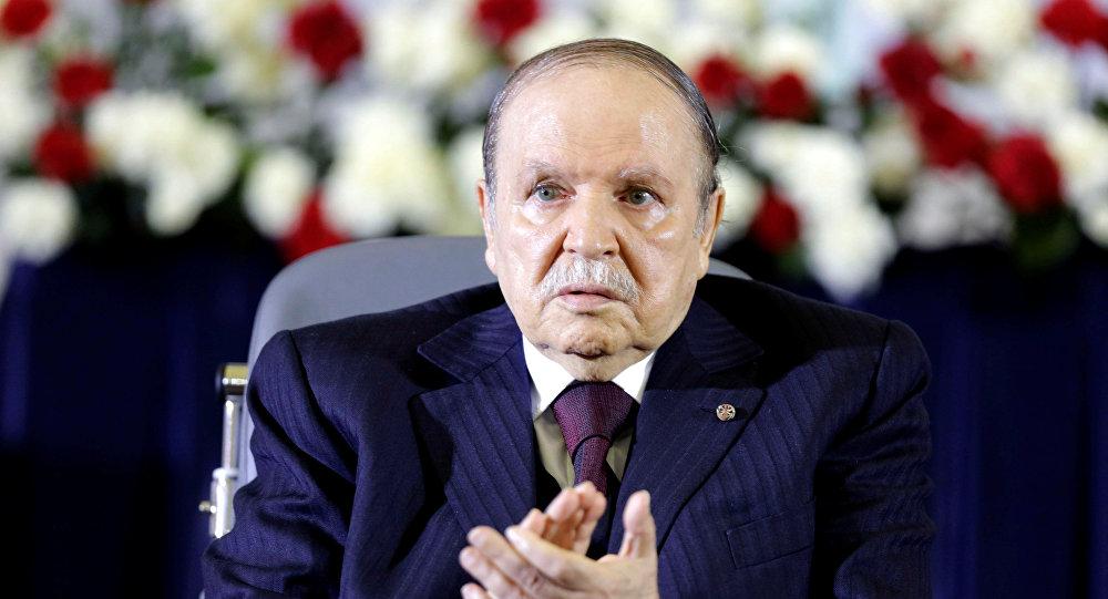 Abdelaziz Buteflika, presidente de Argelia (archivo)