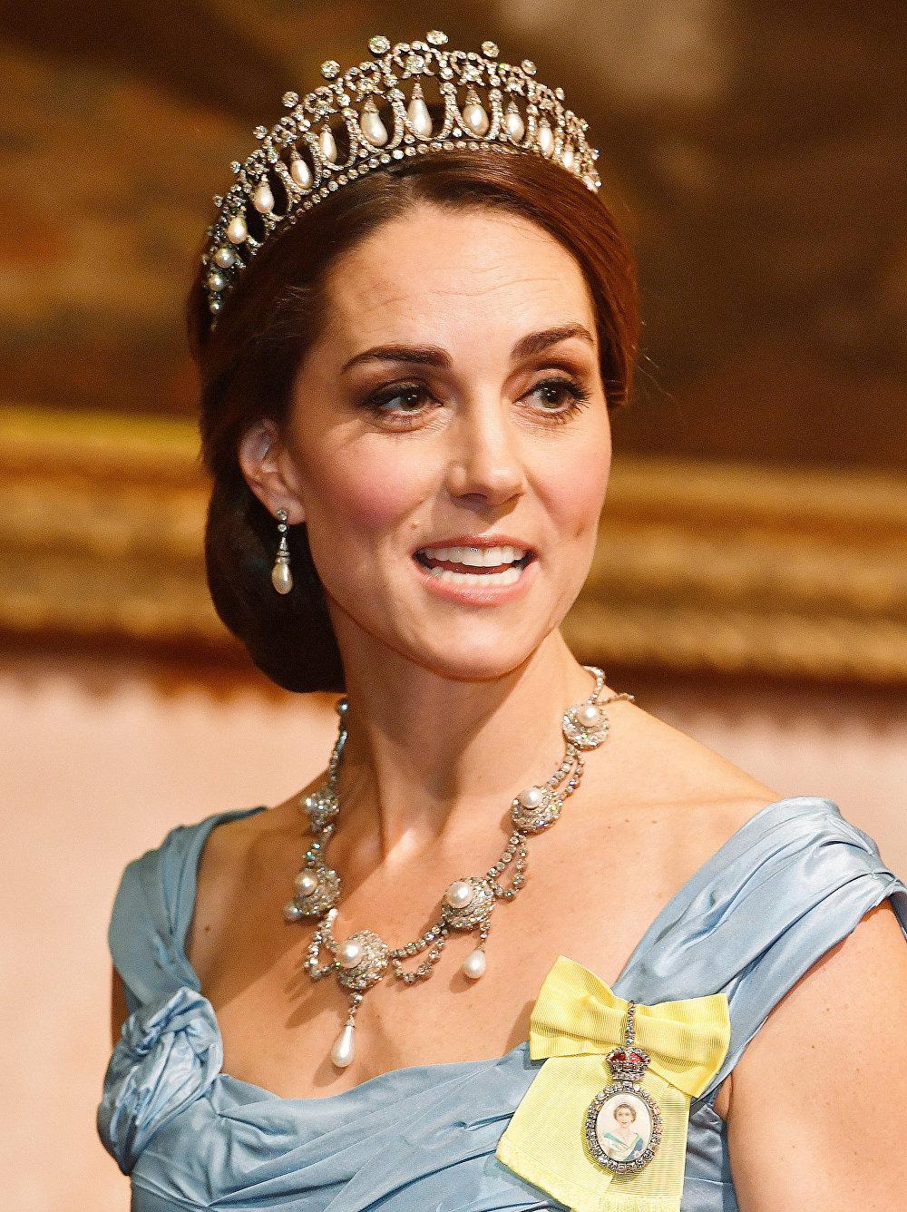 La duquesa de Cambridge, Kate Middleton (archivo)