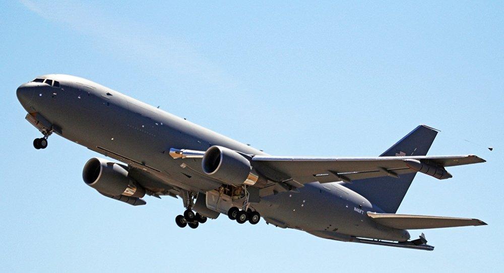 Un prototipo del KC-46A